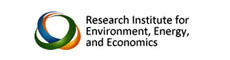 Research Institute for Environment, Energy, and Economics logo